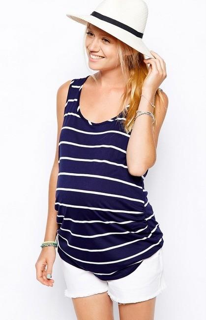 Moda embarazadas verano 2014: ¡nos vamos de rebajas!