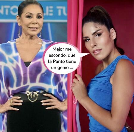 Chabelita deja en bragas a su madre, Isabel Pantoja: se sienta en Telecinco y cuenta la gran mentira de su infancia
