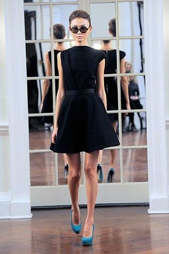 Victoria Beckham, Otoño-Invierno 2010/2011 en la Semana de la Moda de Nueva York IV