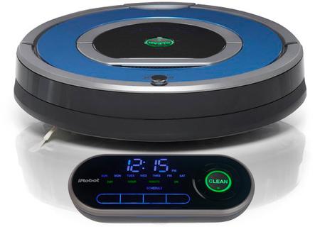 Nueva Roomba 790, el nuevo robot aspirador de iRobot