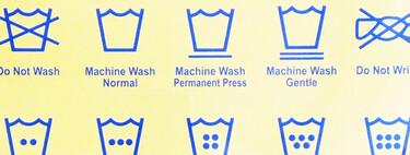 LaundrySnap es una app que interpreta los iconos de las etiquetas de la ropa para saber cómo se lavan