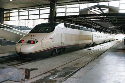 El tren sigue ganándole pasajeros al avión