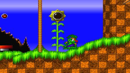 Ya puedes jugar gratis desde tu navegador al mod que convierte el clásico Jazz Jackrabbit en un juego de Sonic