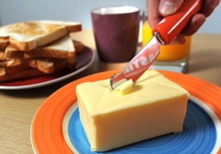 Tecnología aplicada al cuchillo para untar