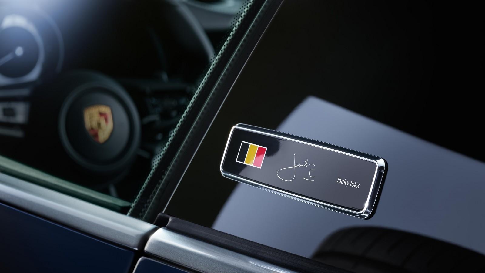 Foto de Porsche 911 Belgian Legend Edition 2020 (6/15)