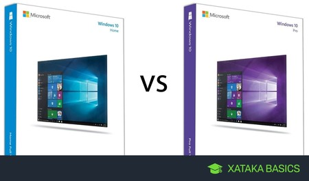 Windows 10 Home vs Windows 10 Pro: cuales son las diferencias entre ambas versiones
