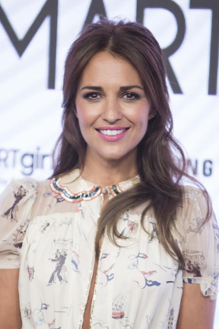 Paula Echevarría es una SMARTgirl con un look de niña buena