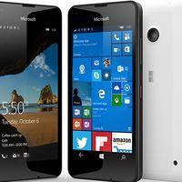 Microsoft Lumia 550, en blanco o negro, por 72,99 euros y envío gratis