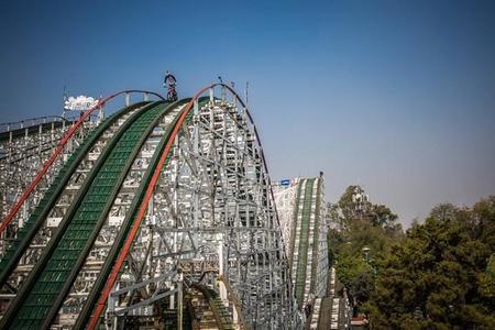 Red Bull Roller Coaster, la última locura de Julien Dupont