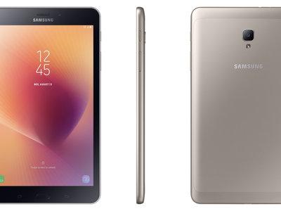 """Samsung Galaxy Tab A 8"""" (2017): una tablet de ocho pulgadas pensada para todo la familia"""