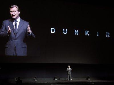 Christopher Nolan reivindica la sala de cine, el lugar para películas como 'Dunkerque'