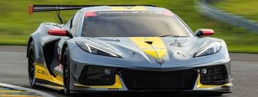 Chevrolet Corvette C8.R: La variante de carreras con sed de victoria y deportivos europeos