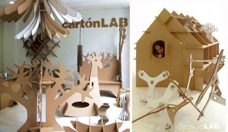 CartonLab, diseñando con cartón - 2