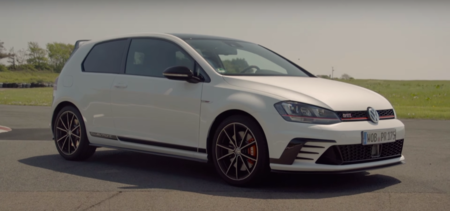 Volkswagen Golf GTI Clubsport vs Honda Civic Type R: Batalla de pureza Hot Hatch