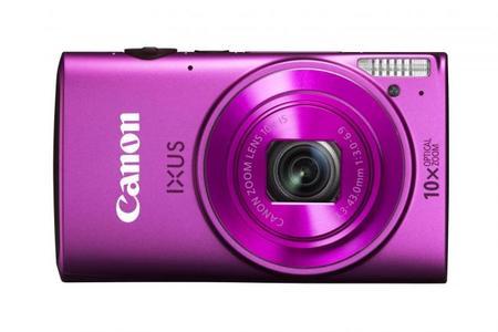 Canon presenta las compactas: IXUS 255 HS, IXUS 135 y 132 y la PowerShot A2500