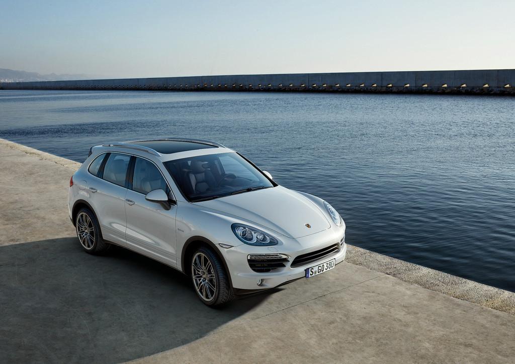 Foto de Porsche Cayenne 2010 (7/16)