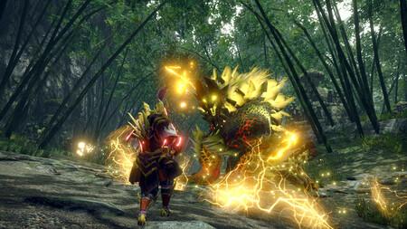 La cacería de Monster Hunter Rise continúa imparable tras haber superado los siete millones de unidades vendidas