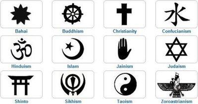 Las 10 religiones más extrañas del mundo