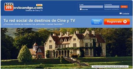 Movieandgo, red social de destinos de cine y televisión