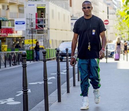 El mejor street-style de la semana: el sport deluxe triunfa en verano