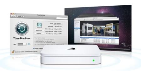 El Time Capsule y el Apple TV escasean en las tiendas: posible renovación el mes que viene