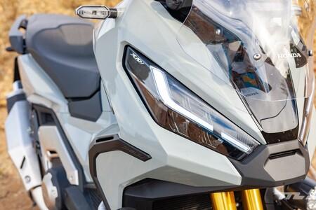 Honda X Adv 2021 Prueba 019