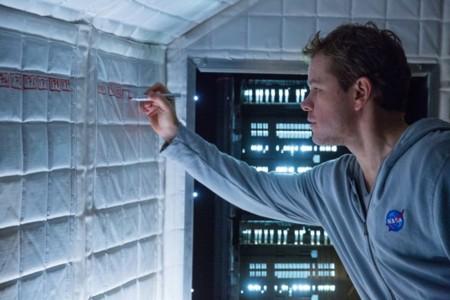 Matt Damon es Mark Watney