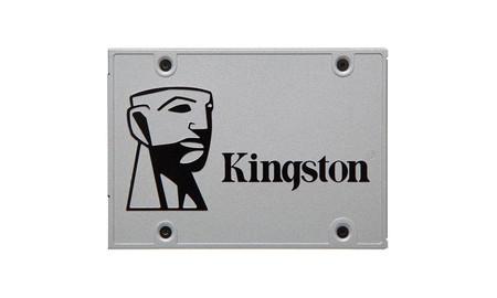 Oferta flash: los 240 GB del Kingston SSDNOW UV400, sólo hoy, por 70,70 euros en Amazon