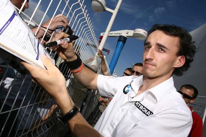 Montreal sigue estando entre los favoritos de Kubica