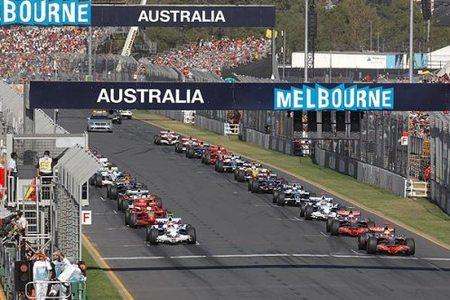 ¡Empieza la temporada 2009 de Fórmula 1!
