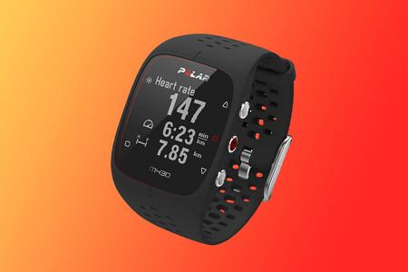 El reloj deportivo Polar M430 con GPS está rebajado a menos de 100 euros en Amazon