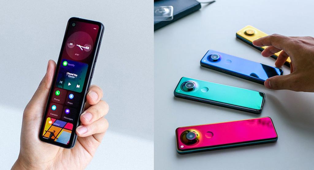 Andy Rubin présente un Essentielle Téléphone 2 avec un design très allongées