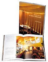 Diseño con luz en los bares y restaurantes