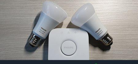 Philips Hue: 21 trucos y funciones para dar los primeros pasos o dominar tus bombillas inteligentes