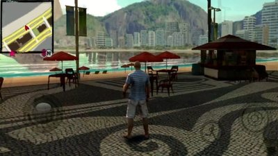 'Gangstar Rio: City of Saints'. El 'Saints Row' para móviles