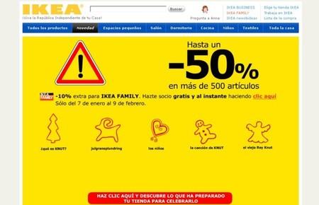 Knut 2012 en Ikea