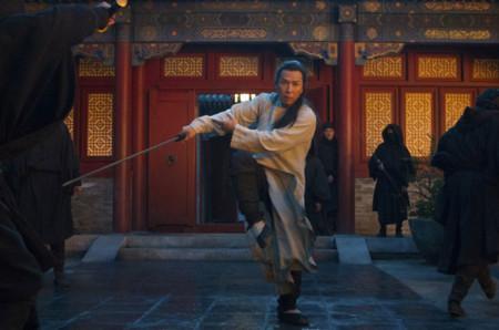 Netflix cree en el estreno a la vez en cine y en casa, la secuela de 'Tigre y Dragón' es su primera apuesta
