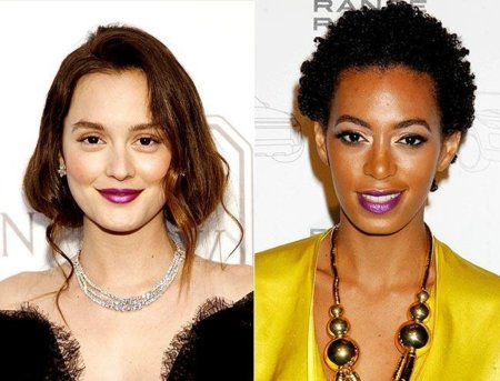 leighton meester solange knowles