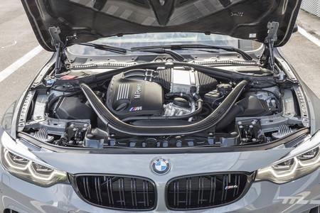 BMW M4 CS motor