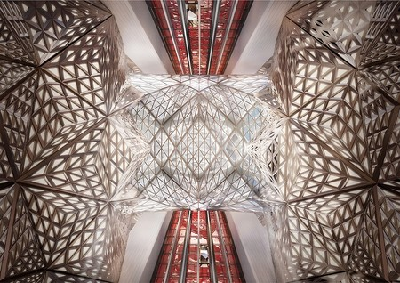 Hotel Zaha Hadid