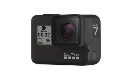 El Super Weekend de eBay nos trae de nuevo la GoPro Hero 7 Black por sólo 359 euros