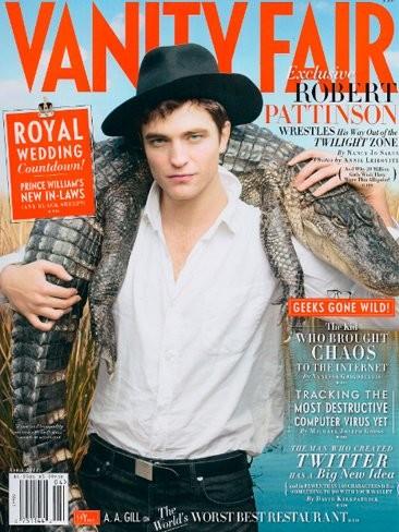 Robert Pattinson ahora nos va de Cocodrilo Dundee