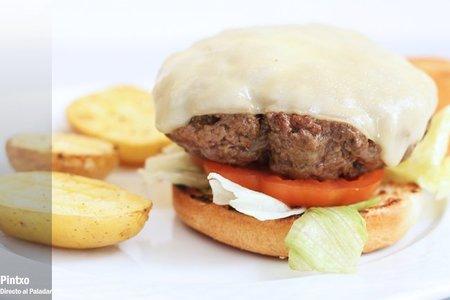 Receta de hamburguesa moruna