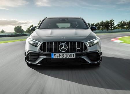 Mercedes Amg A45 S 2020 16