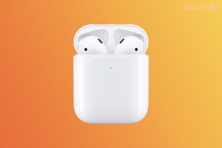 """Los AirPods 2 con estuche de carga inalámbrica bajan de precio en Amazon a 169,39 euros: chip H1, """"Oye Siri"""" y batería de 24 horas"""