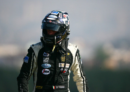 Giuseppe Cipirani. Del Harry´s Bar a Auto GP