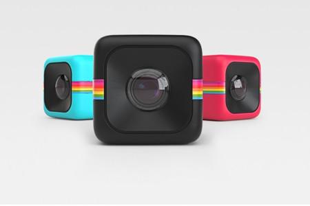 Nueva cámara Polaroid Cube, tan pequeña que cabe en la palma de tu mano