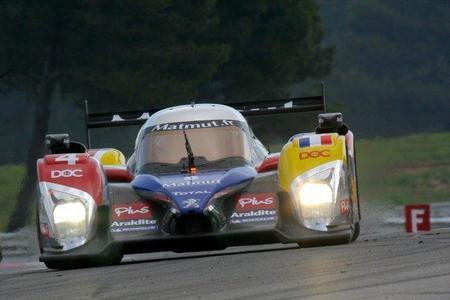 Oreca contará con un Peugeot 908 para disputar la ILMC