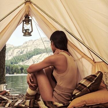 Se puede ir de acampada con (mucho) estilo si lo haces con la nueva colección de exteriores de  Zara Home