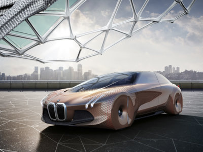 'i NEXT', el primer coche autónomo eléctrico de BMW, llegará en 2021